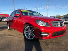 2013_Mercedes-Benz_C-Class_C250 Sport Sedan_ Jackson MS
