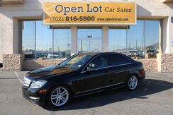 2013_Mercedes-Benz_C-Class_C250 Sport Sedan_ Las Vegas NV