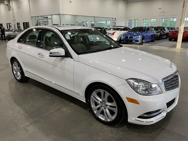 2013_Mercedes-Benz_C250_Luxury_ Charlotte NC