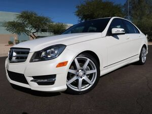 2013_Mercedes-Benz_C250_Sport Sedan_ Scottsdale AZ