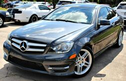 2013_Mercedes-Benz_C250_w/ PANORAMIC ROOF & LEATHER SEATS_ Lilburn GA