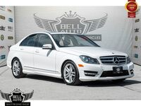 2013 Mercedes-Benz C300 4MATIC SUNROOF LEATHER BLUETOOTH ALLOY WHEELS