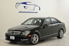 2013_Mercedes-Benz_C300_4Matic Sport- Multi Media Pkg_ Midlothian VA