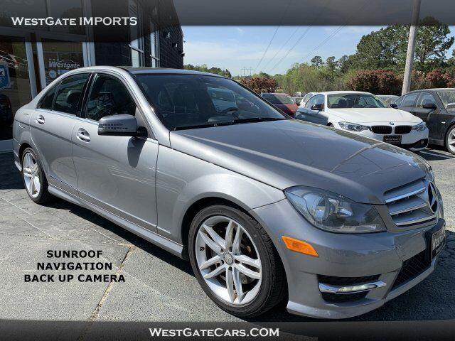 2013 Mercedes-Benz C300 C 300 Luxury Raleigh NC