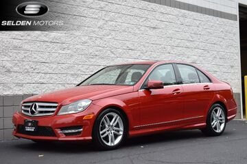 2013_Mercedes-Benz_C300_Luxury 4Matic_ Willow Grove PA