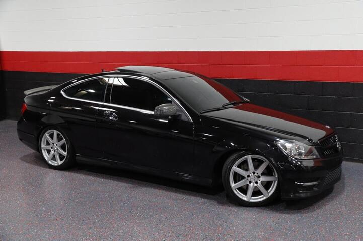 2013 Mercedes-Benz C350 AMG Sport 4-Matic 2dr Coupe Chicago IL