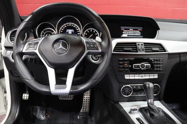 2013 Mercedes-Benz C63 AMG 2dr Coupe Chicago IL