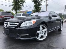 2013_Mercedes-Benz_CL-Class_CL 550 4MATIC_ Raleigh NC