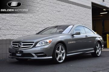 2013_Mercedes-Benz_CL550_4Matic_ Willow Grove PA
