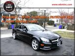 2013 Mercedes-Benz CLS 550 4MATIC w/ Sport Package