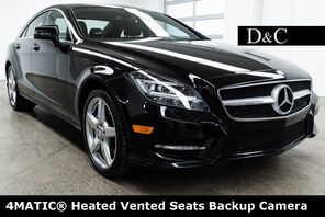 2013_Mercedes-Benz_CLS_CLS 550 4MATIC Heated Vented Seats Backup Camera_ Portland OR