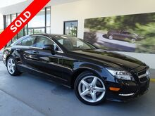 2013_Mercedes-Benz_CLS_CLS 550_ Raleigh NC