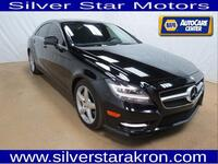 Mercedes-Benz CLS-Class 4dr Sdn CLS 550 4MATIC Tallmadge OH