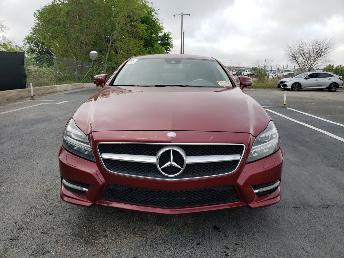 2013 Mercedes-Benz CLS-Class CLS 550 Coupe 4D Hollywood FL