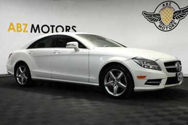 2013_Mercedes-Benz_CLS-Class_CLS 550_ Houston TX