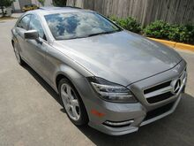 2013_Mercedes-Benz_CLS-Class_CLS 550_ Chantilly VA