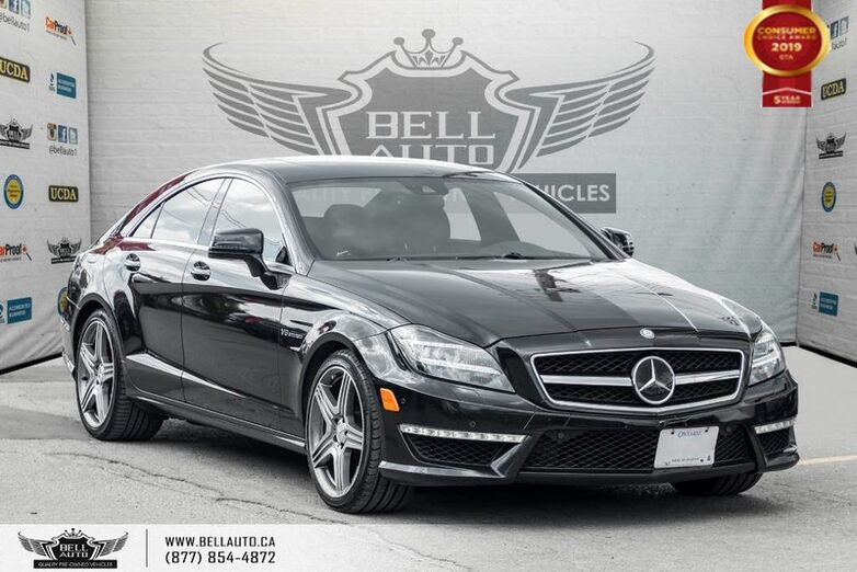 2013 Mercedes-Benz CLS-Class CLS 63 AMG, V8, BI-TURBO, 5.5L, NAVI, BACK-UP CAM Toronto ON
