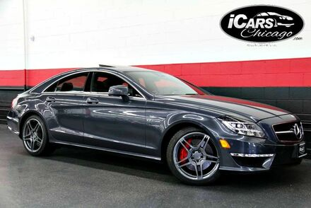 2013_Mercedes-Benz_CLS63 AMG_Performance Package 4dr Sedan_ Chicago IL