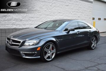 2013_Mercedes-Benz_CLS63_AMG_ Willow Grove PA