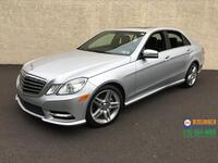2013 Mercedes-Benz E 350 Sport - 4Matic w/ Navigation