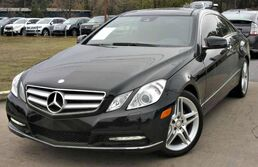 Mercedes-Benz E 350 w/ NAVIGATION & PANORAMIC ROOF 2013