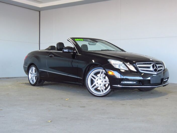 2013 Mercedes-Benz E-Class CONVERTIBLE E 350 Kansas City KS