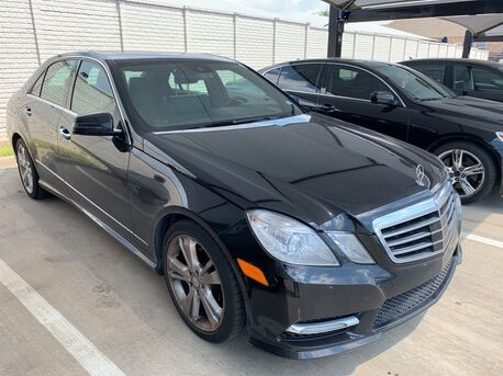 2013_Mercedes-Benz_E-Class_E 350 Base_ Euless TX