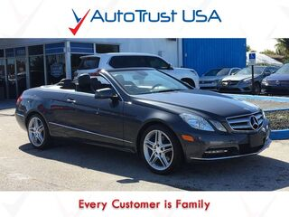 Mercedes-Benz E-Class E 350 CABRIOLET NAV BACKUP CAM LEATHER LOADED 2013