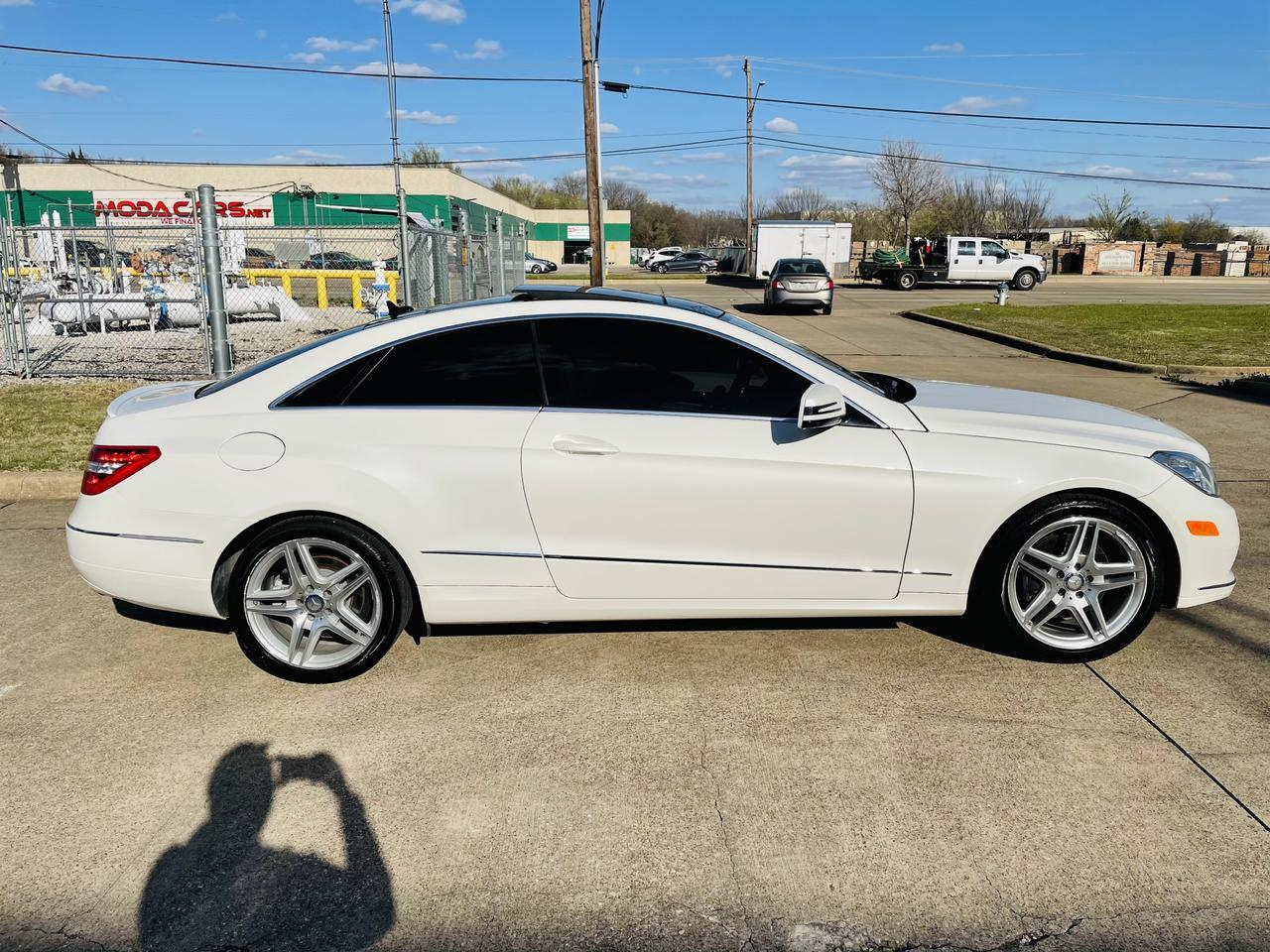 2013 Mercedes-Benz E-Class E 350 Dallas TX