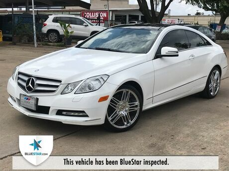 2013 Mercedes-Benz E-Class E 350 Houston TX