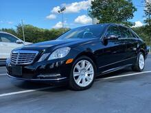 2013_Mercedes-Benz_E-Class_E 350 Luxury 4MATIC_ Raleigh NC