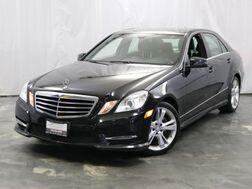 2013_Mercedes-Benz_E-Class_E 350 Luxury_ Addison IL