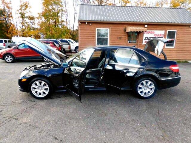 2013 Mercedes-Benz E-Class E 350 Luxury BlueTEC Kernersville NC