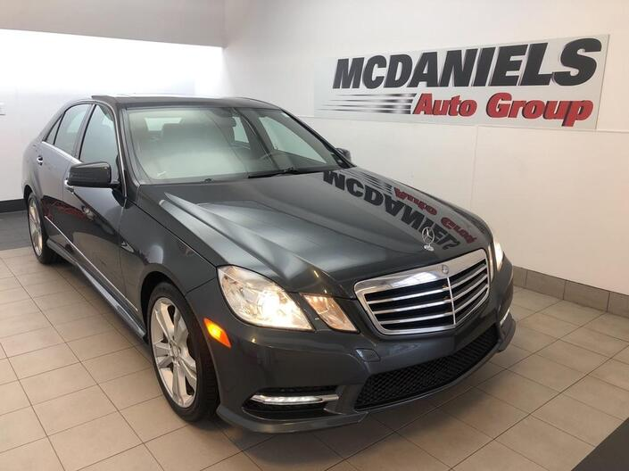 2013 Mercedes-Benz E-Class E 350 Luxury Columbia SC