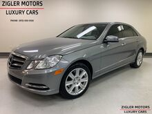 2013_Mercedes-Benz_E-Class_E 350 Luxury Driver Assist Parking Assist Blind Spot Lane Dep_ Addison TX