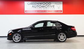2013_Mercedes-Benz_E-Class_E 350 Luxury_ Greenwood Village CO