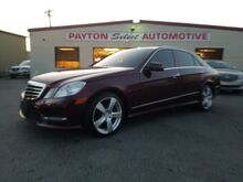 2013_Mercedes-Benz_E-Class_E 350 Luxury_ Heber Springs AR