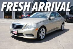 2013_Mercedes-Benz_E-Class_E 350 Luxury_ Mission TX