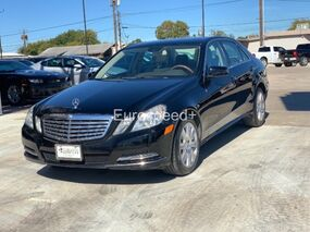 Mercedes-Benz E-Class E 350 Luxury 2013
