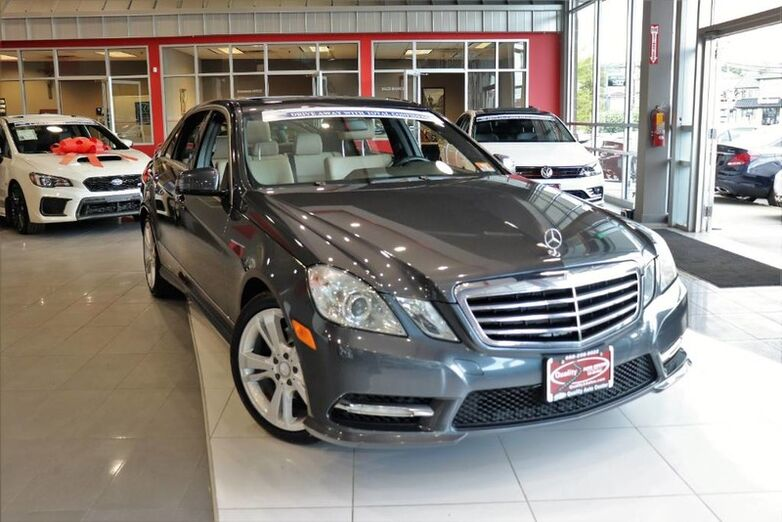 2013 Mercedes-Benz E-Class E 350 Luxury Springfield NJ
