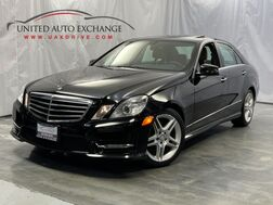 2013_Mercedes-Benz_E-Class_E 350 Sport / 3.5L V6 Engine / 4-Matic AWD / Sunroof / Navigation / Harman Kardon Premium Sound System / Bluetooth / Rear View Camera / Heated Leather Seats_ Addison IL