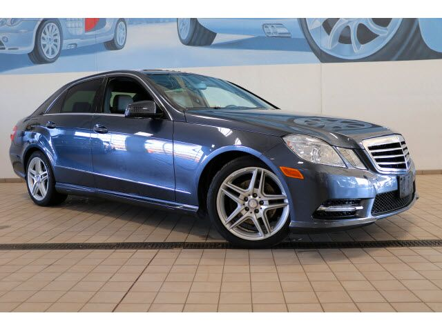2013 Mercedes-Benz E-Class E 350 Sport 4MATIC® Kansas City MO
