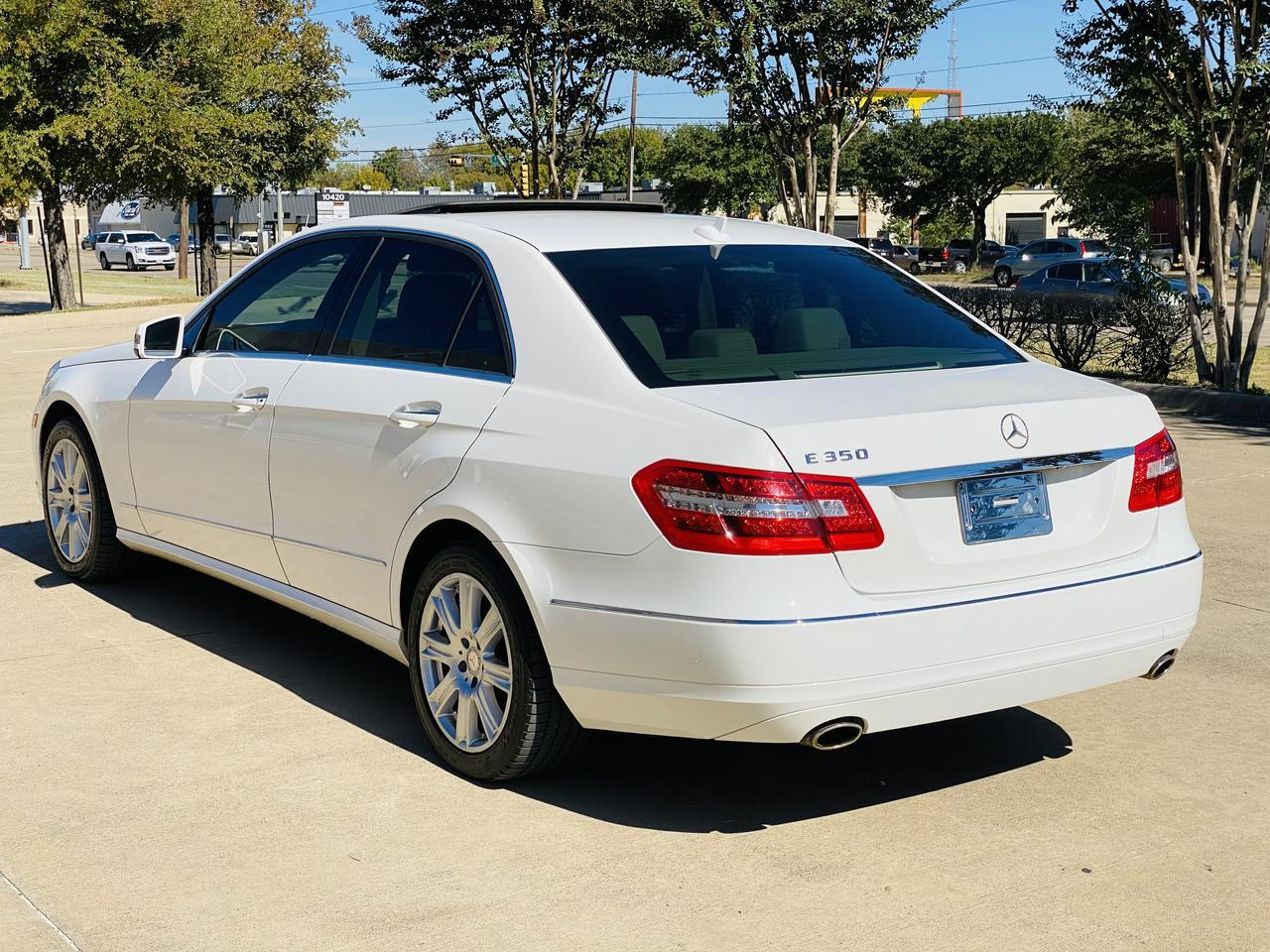 2013 Mercedes-Benz E-Class E 350 Sport Dallas TX