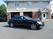 2013_Mercedes-Benz_E-Class_E 350 Sport_ East Windsor CT