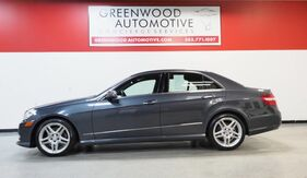 2013_Mercedes-Benz_E-Class_E 350 Sport_ Greenwood Village CO