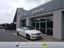 2013_Mercedes-Benz_E-Class_E 550_ Greenville SC