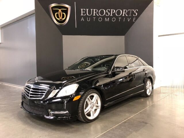 2013 Mercedes-Benz E-Class E 550 Sport Salt Lake City UT