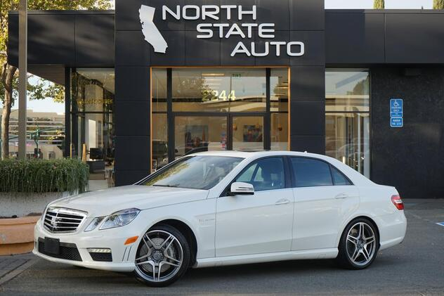 2013_Mercedes-Benz_E-Class_E 63 AMG_ Walnut Creek CA