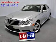 2013_Mercedes-Benz_E-Class_E350 4MATIC Sedan_ Fredricksburg VA