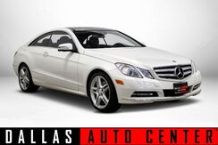 2013_Mercedes-Benz_E-Class_E350 Coupe_ Carrollton TX